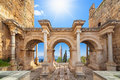 Welcome to sunny Antalya concept Royalty Free Stock Photo