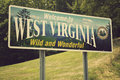 Welcome to West Virginia Royalty Free Stock Photos