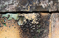 Welded metal sheets Royalty Free Stock Photo
