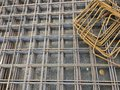 Welded Wire Mesh Royalty Free Stock Photo