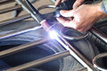 Welding and Cutting Relate Royalty Free Stock Image