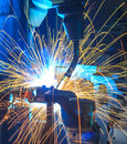 welding Robots automotive parts