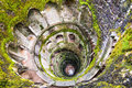 Well in Sintra Royalty Free Stock Photo