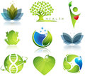 Wellness and ecology Royalty Free Stock Photo