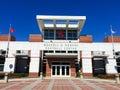 Wendell H. Murphy Football Center NCSU, Cary, North Carolina.