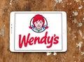 wendys fast food logo