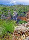 Wentworthfalls, Blue Mountains Stock Photos