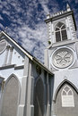 Wesley Methodist Church George Town Stock Images