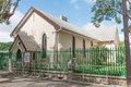 Wesleyan Methodist Church Cradock Royalty Free Stock Photo