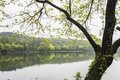 West internal lake this photo was taken in cultural landscape of hangzhou zhejiang province china Stock Photography