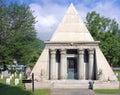 West Point Cmentarz Zdjęcia Stock