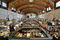 West Side market Royalty Free Stock Photo