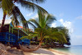 Westcoast Barbados Stock Photography