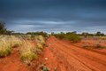 Western australian outback remote region of central australia Stock Images