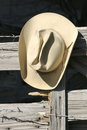 Western Hat Still Life Stock Photos