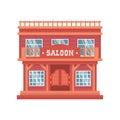 Western saloon doors