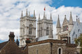 Westminster Abbey Stock Image