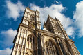 Westminster abbey, London. Royalty Free Stock Photo