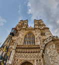 Westminster abbey london uk england Royalty Free Stock Images