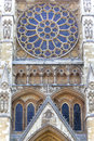 Westminster Abbey, one of the most important Anglican temple , London, United KingdomL