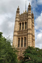 Westminster palace Stock Photography