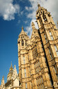 Westminster Palace Royalty Free Stock Photos