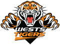 Wests Tigers logo rugby australian