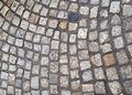 Wet cobblestones view of many photo of textures are ready for backgrounds Royalty Free Stock Photos