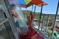 Wet n wild złota wybrzeże queensland australia Zdjęcie Stock
