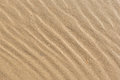 Wet sand texture on the beach summer Stock Photos