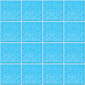 Wet Tile Pattern Royalty Free Stock Photography