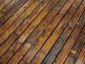 Wet wood planks - 1 Stock Images