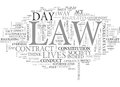 What Does The Law Mean To Youword Cloud