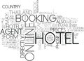 What S The Best Way To Book Your Hotel In Thailandword Cloud Royalty Free Stock Photo
