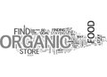 What You Should Know About Organic Food Store Word Cloud Royalty Free Stock Photo
