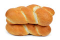 Wheat buns Stock Photos