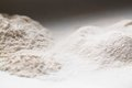Wheat flour heap Royalty Free Stock Photography