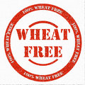 Wheat Free Stamp