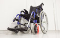 Wheel chair Royalty Free Stock Photo