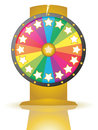 Wheel of fortune Royalty Free Stock Image