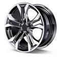 Wheel Rim Royalty Free Stock Photo