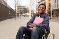 Wheelchair Royalty Free Stock Photo