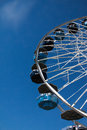 Wheeler Ferris Wheel in Oklahoma City, OK Royalty Free Stock Photo