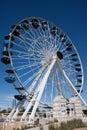 Wheeler Ferris Wheel In Oklaho...
