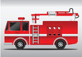 4 wheels hydraulics cabin fire engine