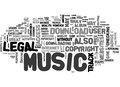 Where To Find Free Music Download Word Cloud