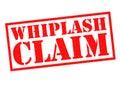 WHIPLASH CLAIM