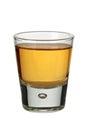 Whiskey shot Royalty Free Stock Photo