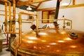 Whisky distillery Royalty Free Stock Photo