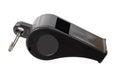Whistle Stock Image